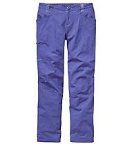 Patagonia Venga Rock - pantaloni lunghi trekking - donna, Violet