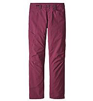 Patagonia Venga Rock - pantaloni arrampicata - donna, Red