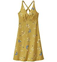 Patagonia Amber Dawn - vestito - donna, Yellow