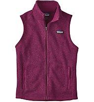 Patagonia Better Sweater - gilet in pile trekking - donna, Pink