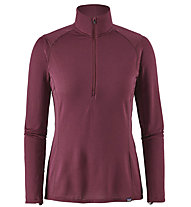 Patagonia Capilene Thermal Weight - felpa in pile - donna, Red