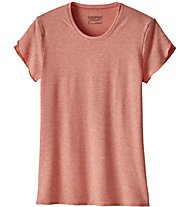 Patagonia Glorya Tee - Wander T-Shirt - Damen, Red