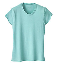 Patagonia Glorya - T-shirt trekking - donna, Green