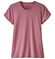 Patagonia Glorya Tee - Wander T-Shirt - Damen, Pink