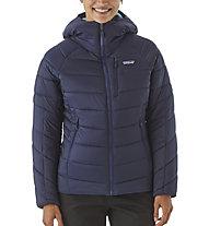 Patagonia Hyper Puff - giacca con cappuccio - donna, Blue