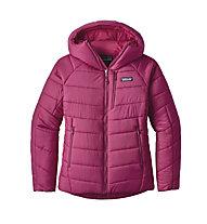 Patagonia Hyper Puff - Kapuzenjacke Skitouren - Damen, Pink