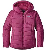 Patagonia Hyper Puff - giacca con cappuccio - donna, Pink