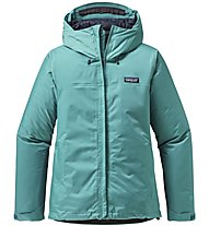 Patagonia Ws Insulated Torrenshell Jk Giacca Donna, Blue