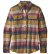 d8a74480b5 Fjord Flannel - camicia a maniche lunghe - donna