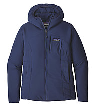 Patagonia Nano-Air - giacca con cappuccio - donna, Blue