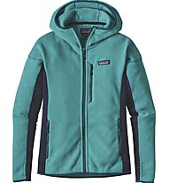 Patagonia Ws Performance Better Damenfleecejacke, Light Blue