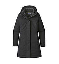 Patagonia Ws Tres 3-in1 Parka - giacca con cappuccio - donna, Black