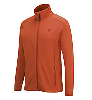 Peak Performance Ace Zip - Fleecejacke - Herren, Orange