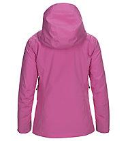 Peak Performance Anima J - giacca da sci - donna, Pink