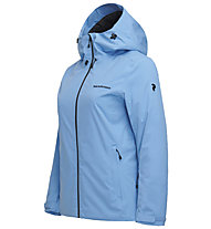 Peak Performance Anima JKT - giacca da sci - donna, Light Blue