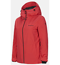 Peak Performance Anima JKT - giacca da sci - donna, Red