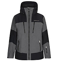 Peak Performance Balmaz - Isolationsjacke - Herren, Black/Grey
