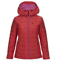 Peak Performance Blackburn J - giacca da sci - donna, Red