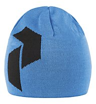 Peak Performance Embo Hat Merino-Wollmütze, Cerulean/Black