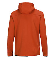 Peak Performance Goldeck Zip Hood - felpa con zip - uomo, Orange