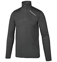 Peak Performance Graph Zip langärmliges Ski-Funktionsshirt, Black