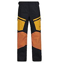 Peak Performance Gravity P - Skihose - Herren, Orange/Black