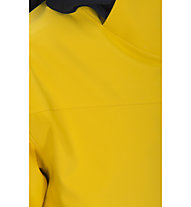Peak Performance Greyhawk J - giacca da sci - bambino, Yellow