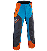 Peak Performance Pantalone da sci Heli Gravity P (2014), Multi Color/Hot Orange
