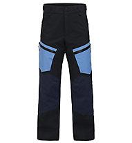 Peak Performance M Gravity 2L - pantaloni sci - uomo, Black/Light Blue