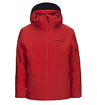 Peak Performance Maroon J - giacca da sci - uomo, Red