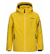 Peak Performance Maroon - Skijacke - Kinder, Yellow