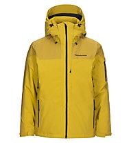 Peak Performance Maroon Race - giacca da sci - uomo, Yellow