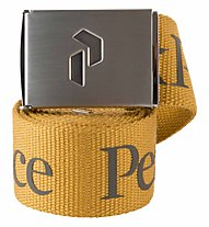 Peak Performance Rider Belt, Yellow