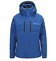 Peak Performance Shiga Skijacke, Hero Blue/Mount Blue