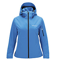 Peak Performance W Anima J Damen-Skijacke, Cerulean/Black