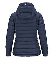 Peak Performance W Bagnes J Dauen-Skijacke für Damen, Mount Blue