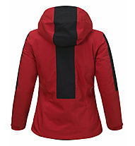 Peak Performance W Clusaz - Skijacke - Damen, Red