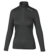 Peak Performance W Graph Zip Damen-Skipullover, Black