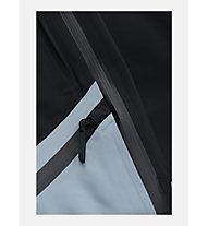 Peak Performance W Gravity 2L - pantaloni da sci - donna, Black/Light Blue