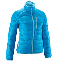 Peak Performance Giacca Outdoor W Helium J, Turquoise/Soft Blue