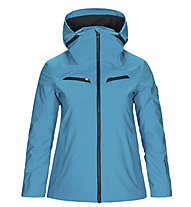 Peak Performance Lanzo - Skijacke mit Kapuze - Damen, Light Blue
