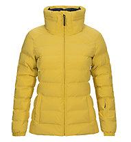 Peak Performance W Megeve - giacca da sci - donna, Yellow
