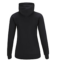 Peak Performance W Sweat Hood Damen-Kapuzenpullover, Black