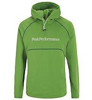 Peak Performance Will Hood (2015), Amazon Green/Offwhite