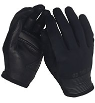 Pedal Ed Full Fingers - guanti bici, Black