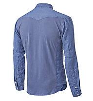 Pedal Ed Garage Fahrrad-Hemd, Blue