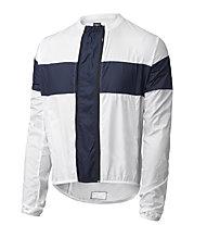 Pedal Ed Gufo Windbreaker-Radjacke, White/Blue