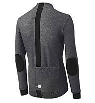 Pedal Ed Kaido Long Sleeve Jersey - langärmliges Radtrikot - Herren, Black