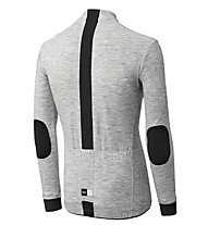 Pedal Ed Kaido Long Sleeve Jersey - langärmliges Radtrikot - Herren, Grey