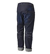 Pedal Ed Jeans Reflective Denim, Indigo